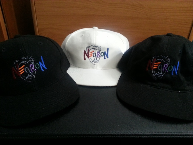 f46fb998ea220 Limited Quantities of  Negron  Hats available exclusively to our backers!