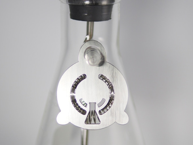 The Periodic Tableware Cocktail Shaker Strainer
