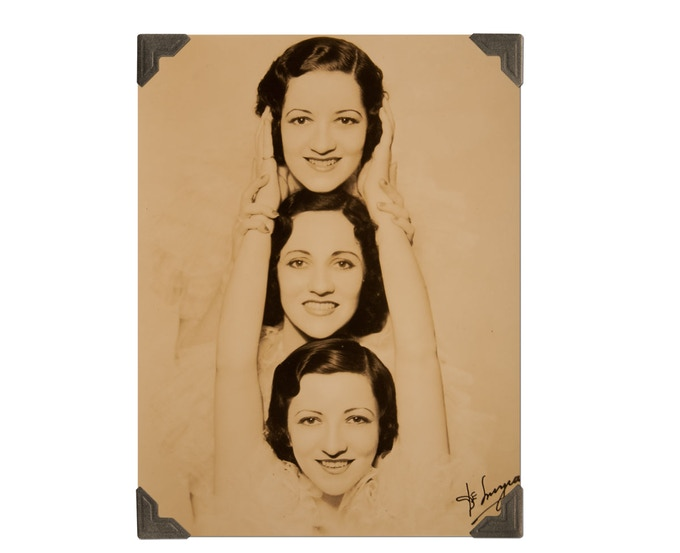 The Boswell Sisters: Close Harmony by Joshua Tree Productions