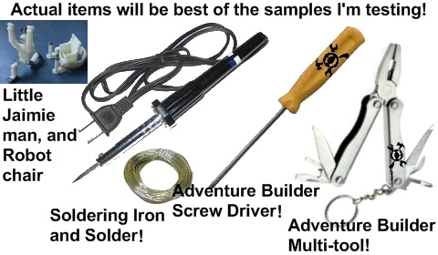 What's in the optional toolkit?  Something like this!