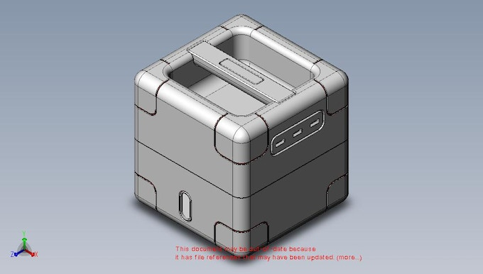 Prototype 2 Cad Drawing