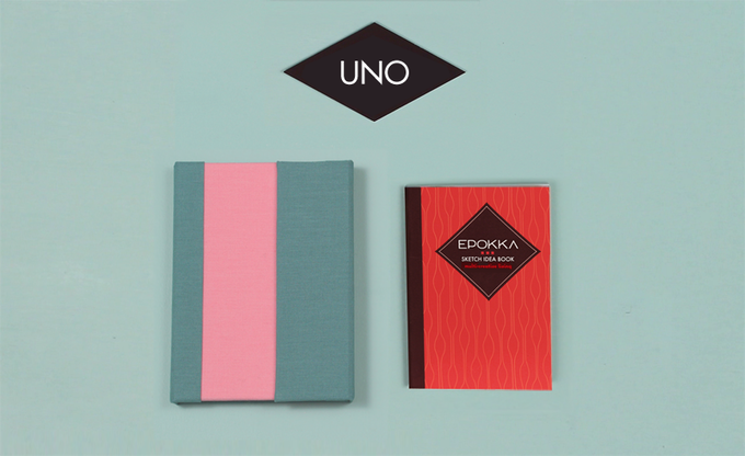 The UNO with the Sketch Book Insert