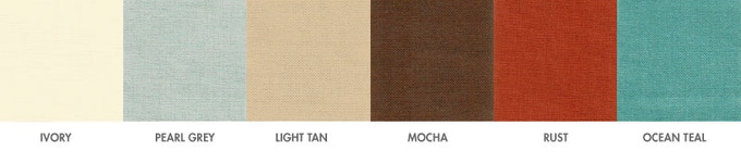 Outside Main Cloth Swatches