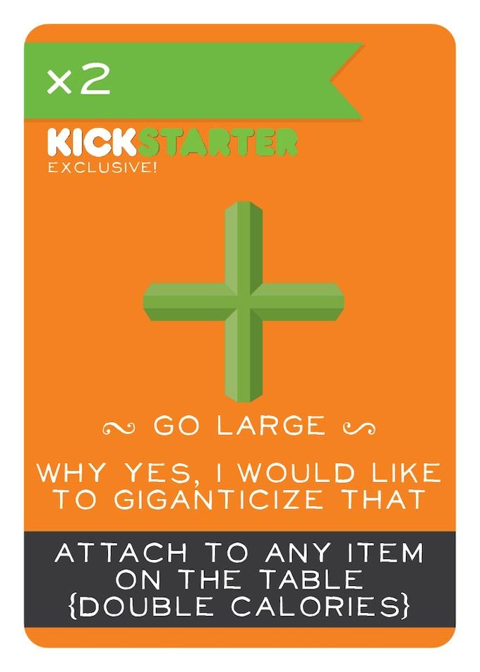 Kickstarter Exclusive!