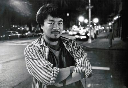 Ai Wei Wei by Allen Ginsberg, 1988