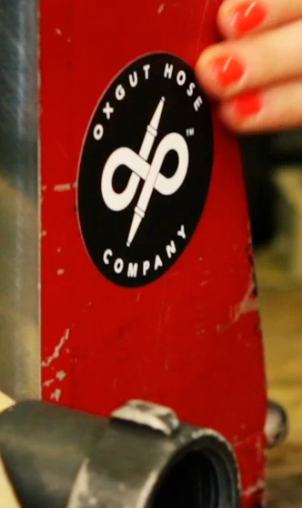 $10 or more: Thanks so much! We'll put an Oxgut Hose Company sticker in the mail to you.