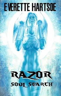 RAZOR: SOUL SEARCH full color 67-pages TPB-SIGNED $30