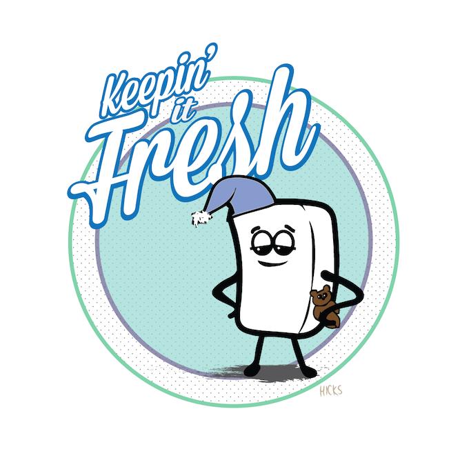 """Fresh """"Keepin it Fresh!"""""""