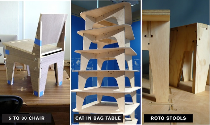 3 Furniture Pieces. CLICK for more information, dimensions & details.