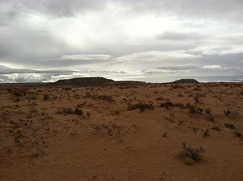 The Navajo Nation in Utah