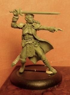 Bladesister Sculpt