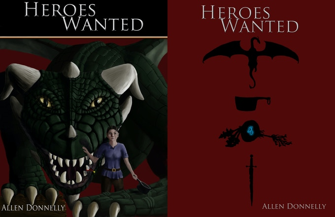 My 2 covers - click the image to go to a page where you can vote on which one to use!