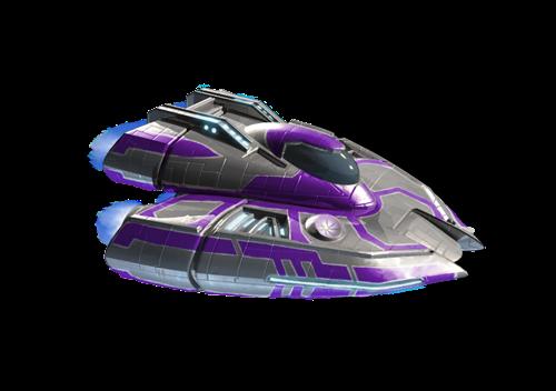 Unlocked Tier 3 Ship