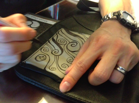 Midway Auto Group >> The Rib: A Hyper-Designed Solution to the Man Purse by ...