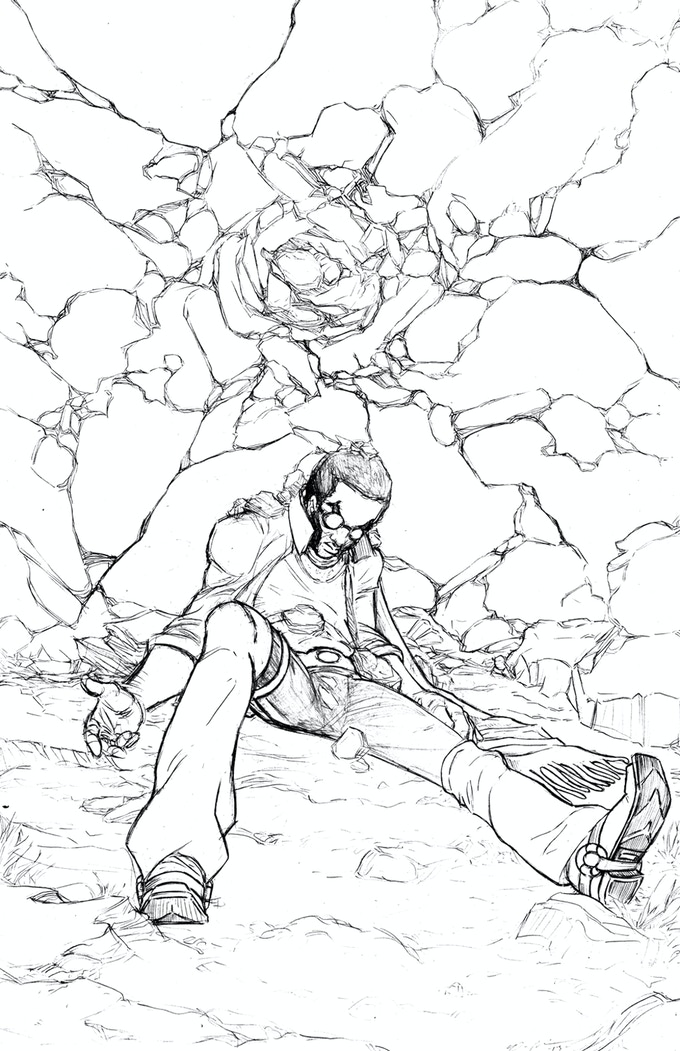 The cover art for book 2 (work in progress).