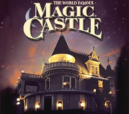 World Famous Magic Castle in Hollywood!!