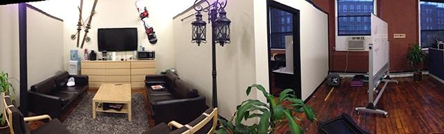 Redpoint Studios Lobby