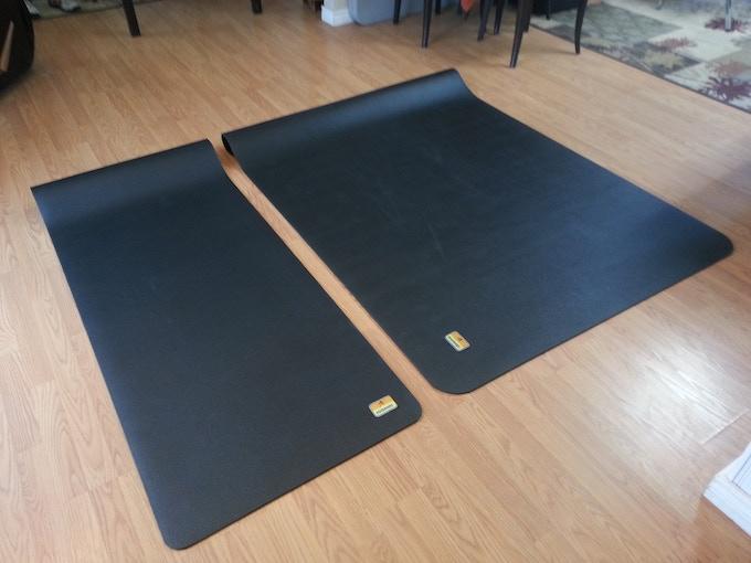 Pogamat Oversize Exercise Mat Amp Large Yoga Mat By Eric