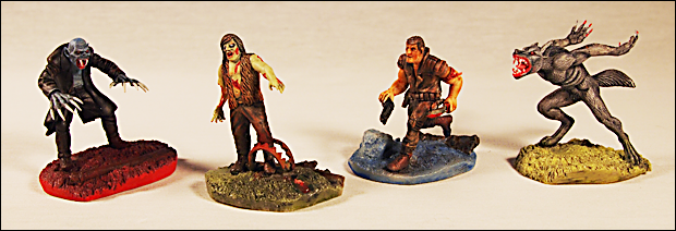 Grab these limited edition hand-painted minis at the Secret Cache level and above!