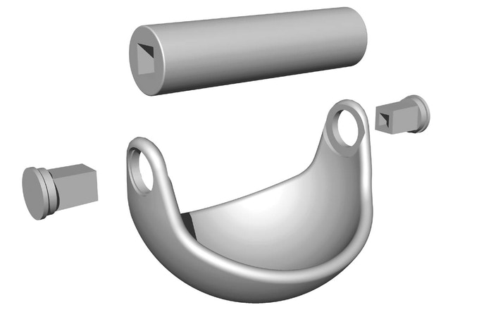 """Prototype XO2"" Injection Molding Design"