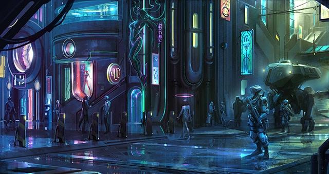 Satellite Reign By 5 Lives Studios Kickstarter