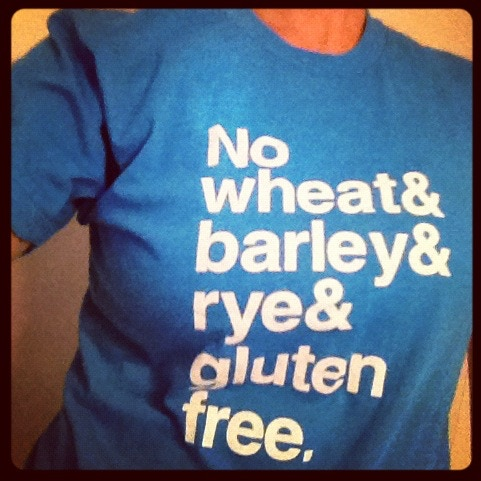 Gluten-free for life!