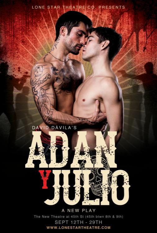 David Davila's ADAN Y JULIO