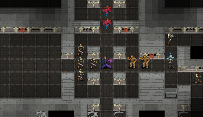 Surrounded by monsters deep underground? Perfect!