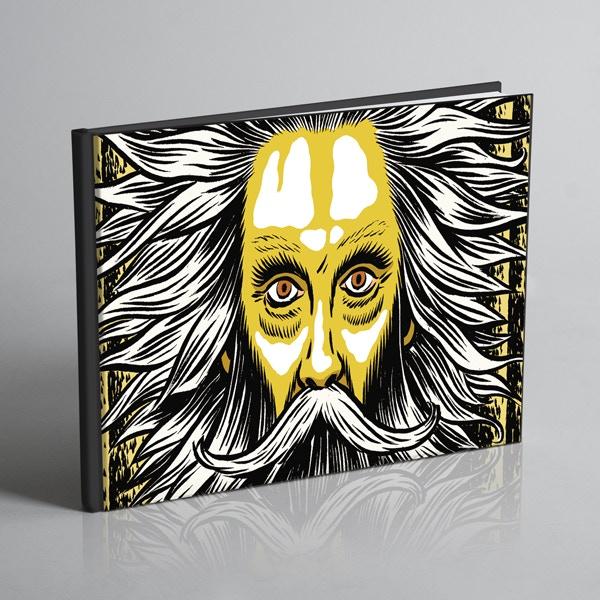 Inner Book / DVD cover