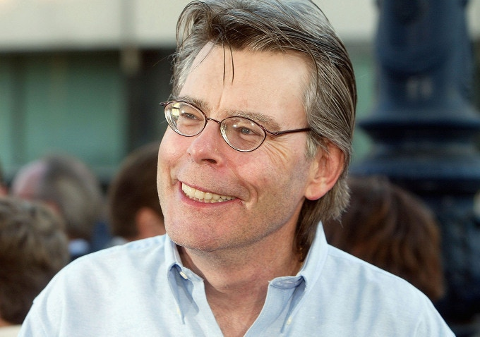 Stephen King - Best Selling Author