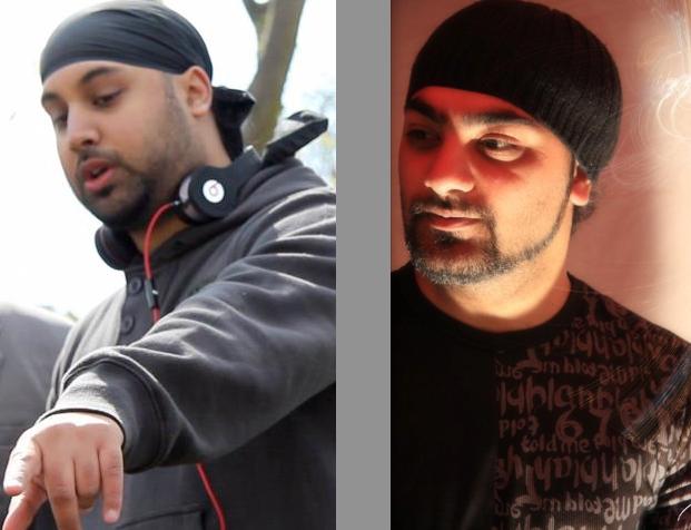 Writer/Director Ranjeet S. Marwa (Left) and Writer Sandeep Bharj (Right)