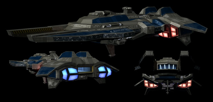 A Space Combat Sim For Windows PC By Andrew Luby