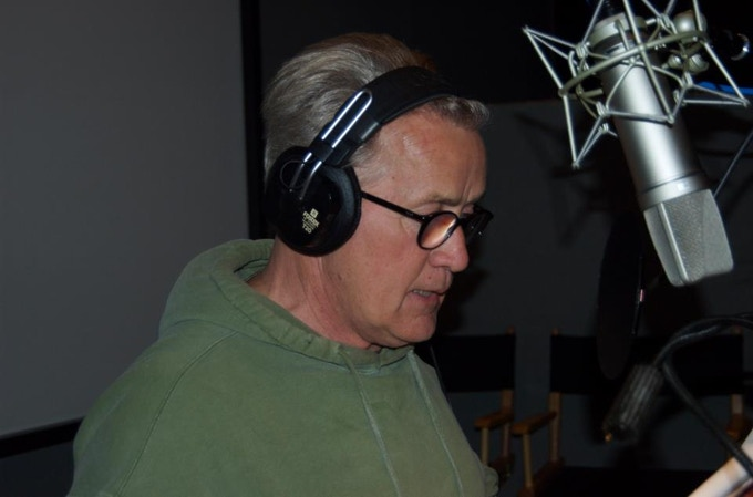 A staunch Human Rights activist - Martin Sheen generously donated his time and talent to narrate HOLY MAN: THE USA vs. DOUGLAS WHITE
