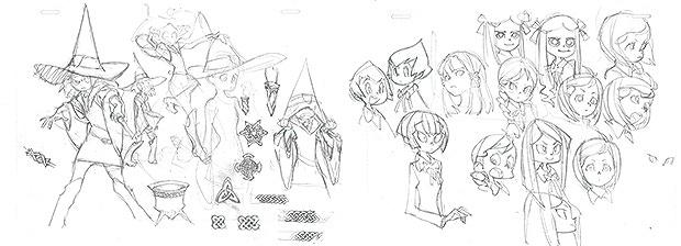 Little Witch Academia 2 by Studio TRIGGER — Kickstarter