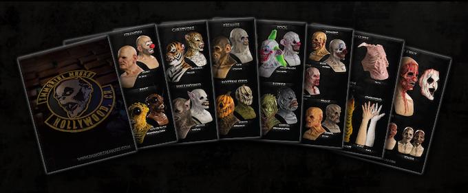 Immortal Masks!