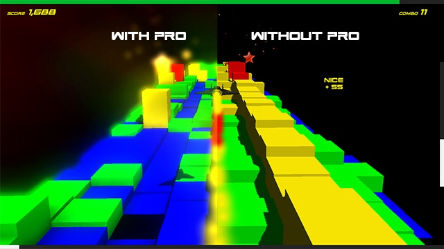 Comparison of Unity pro and free version post processing effects