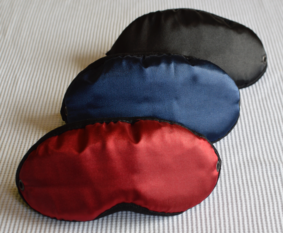 Hibermate Mask prototypes in three colours