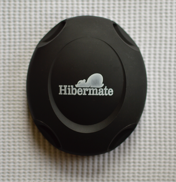 The Hibermate cup with printed logo