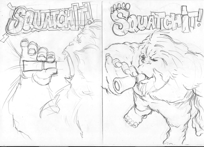 SquatchIt! Original Fun Sasquatch Caller to Find Bigfoot
