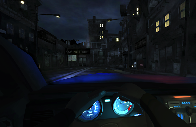 In-Game Screenshot - On Patrol