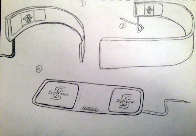 First Prototype Sketch