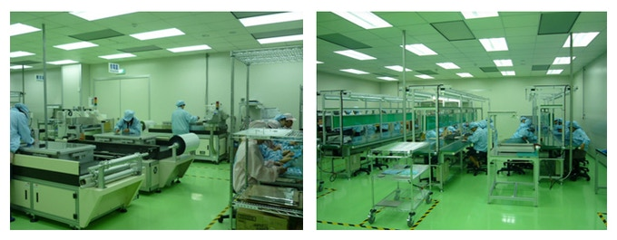 TEEC Production and Testing Line