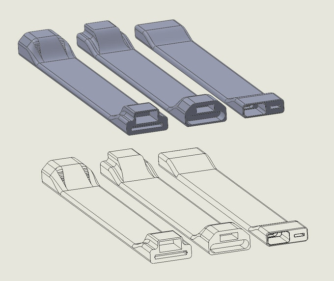 Designs for 3 Models: iPhone 5, iPhone 4S, and Android...