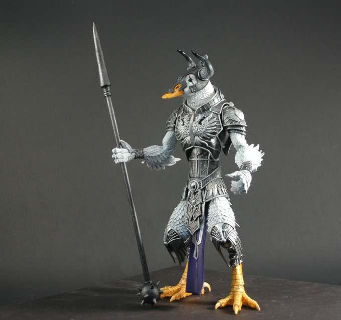 Minotaur the Duck (KICKSTARTER EXCLUSIVE!)