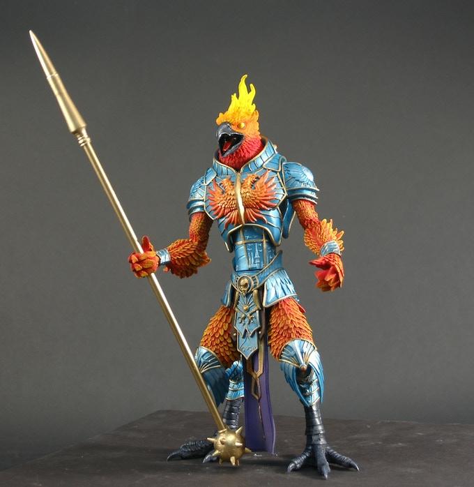 The Phoenix (UNLOCKED!!!)