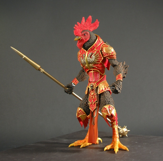 The Rooster (UNLOCKED!!!)