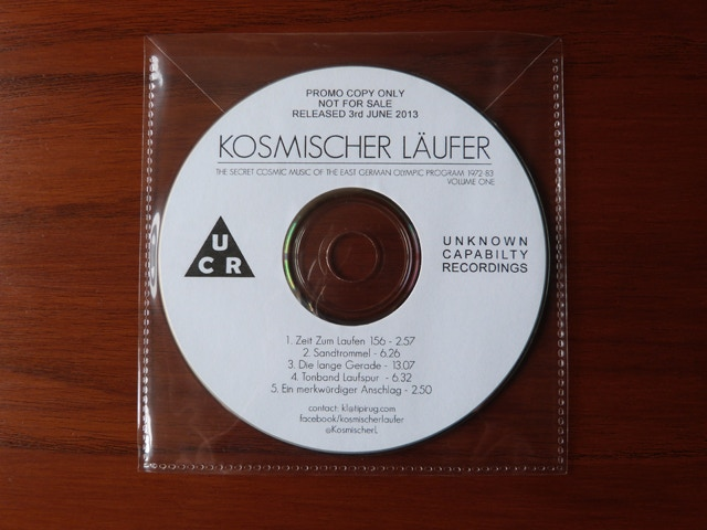 Press Promo Only CD.