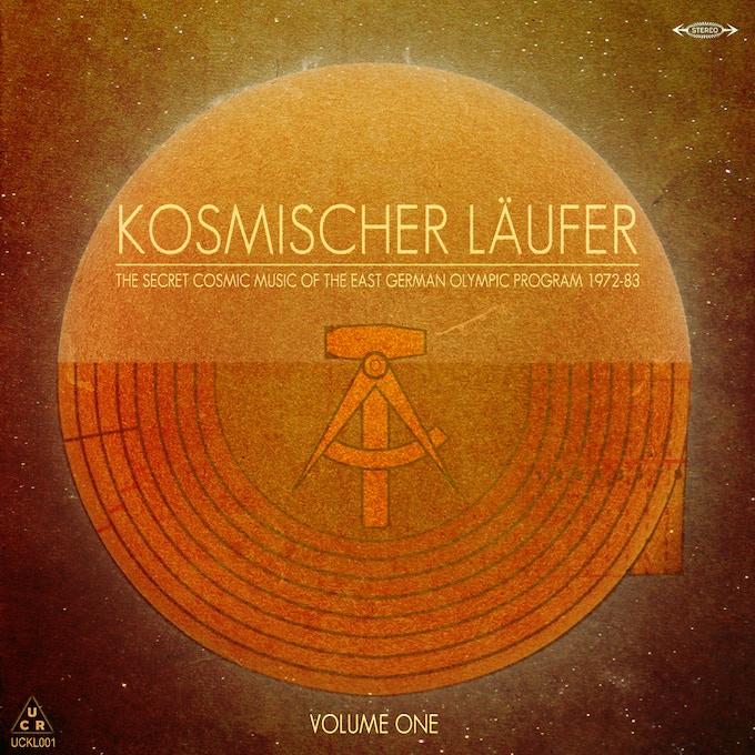 Kosmischer Läufer Volume One Cover Art.