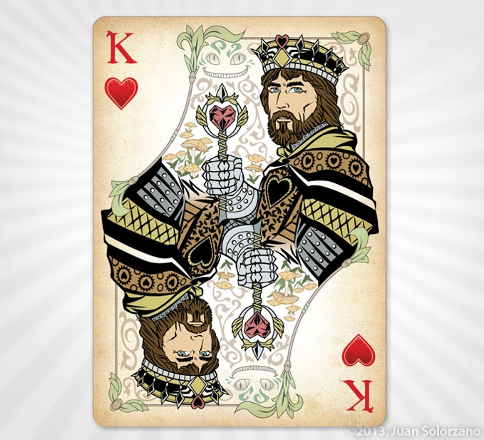 King of Hearts - GOLD EDITION