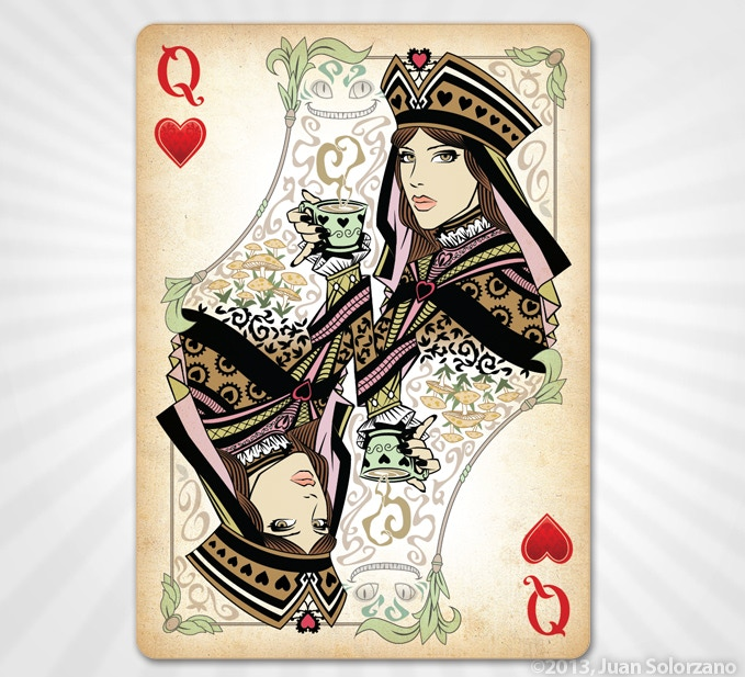 Queen of Hearts - GOLD EDITION
